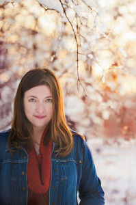 Author Erica O'Rourke