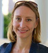 Literary agent Emmanuelle Morgen